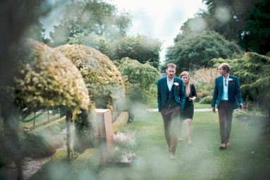 Wedding Photography Barnsley House
