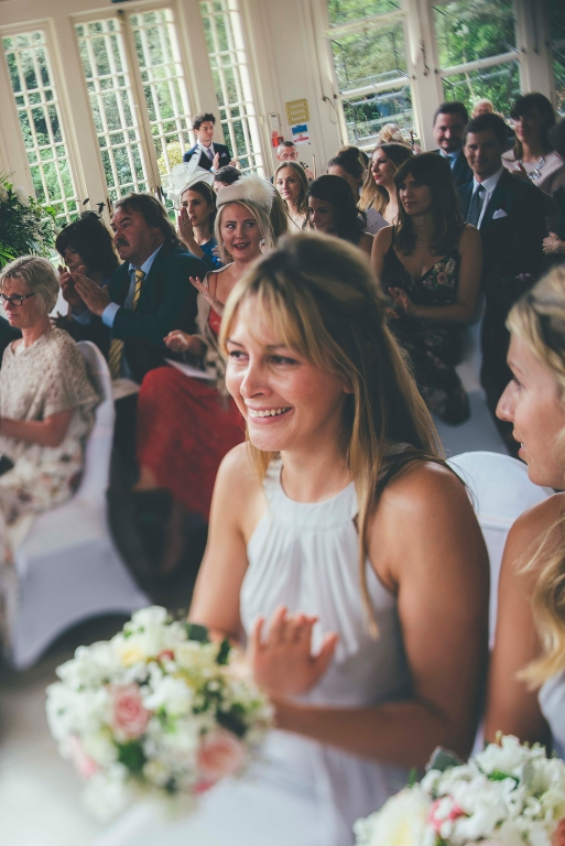 Garden Wedding057